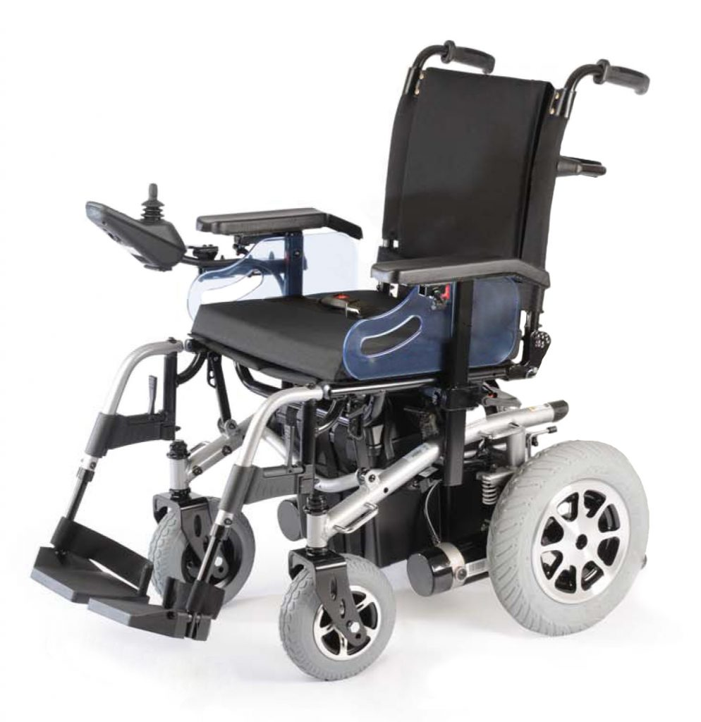 Powerchairs hire in Marbella. Rent an electric wheelchair in Marbella