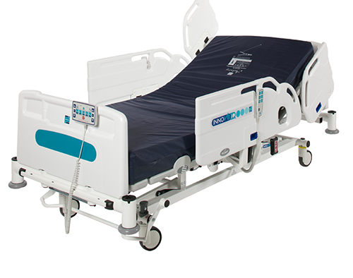 fully profiling homecare and hospital beds along with pressure care