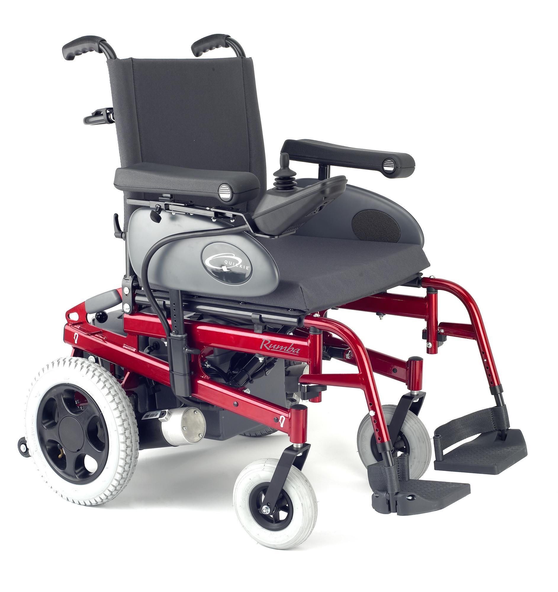 Standard powerchair