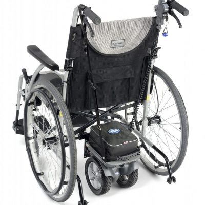 Power pack for wheelchairs
