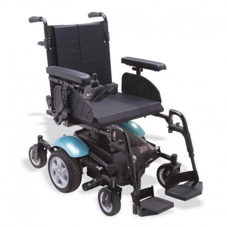 Deluxe powerchair